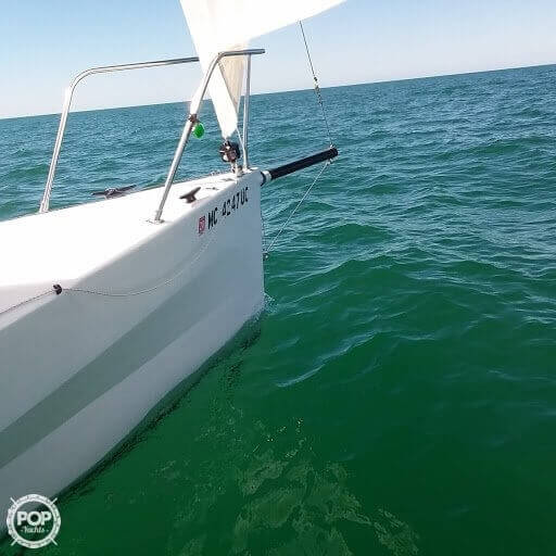 2017 Cedar Composites boat for sale, model of the boat is Scarab 650 & Image # 15 of 23