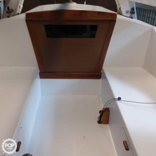 2017 Cedar Composites boat for sale, model of the boat is Scarab 650 & Image # 20 of 23