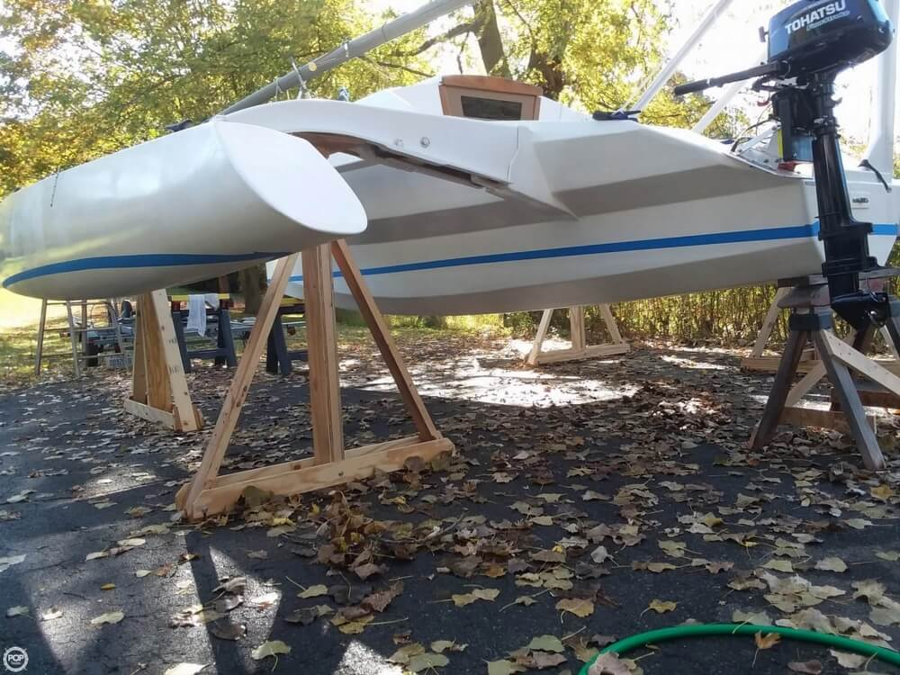 2017 Cedar Composites boat for sale, model of the boat is Scarab 650 & Image # 21 of 23
