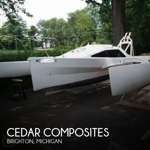 2017 Cedar Composites boat for sale, model of the boat is Scarab 650 & Image # 1 of 23