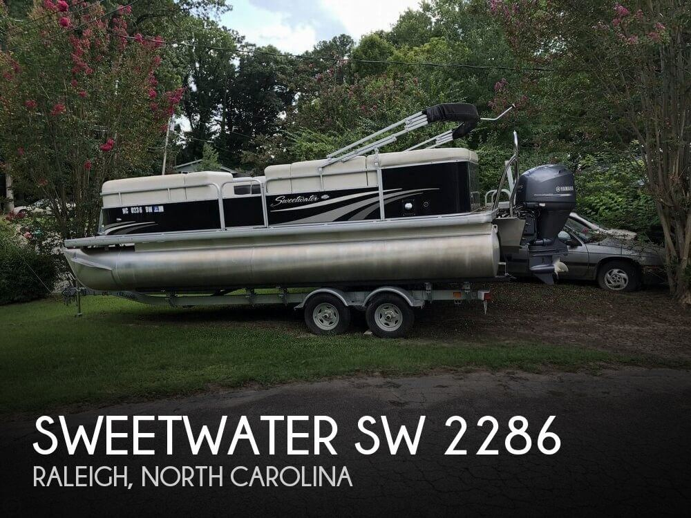 Used Sweetwater Pontoon Boats For Sale by owner | 2012 Sweetwater 22