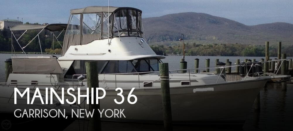Used Mainship Motoryachts For Sale by owner | 1989 Mainship 36