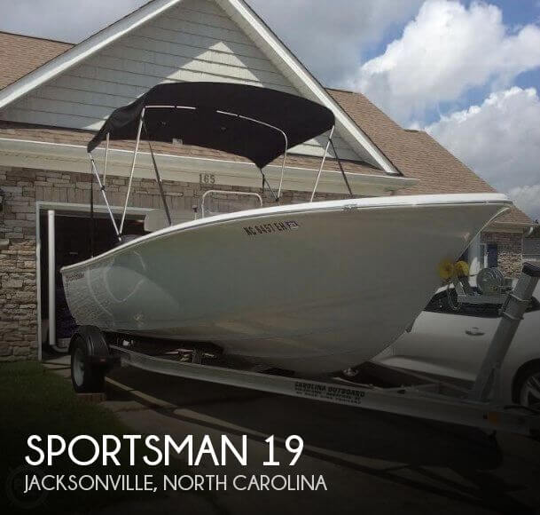 Used Sportsman Boats For Sale by owner | 2018 Sportsman 19