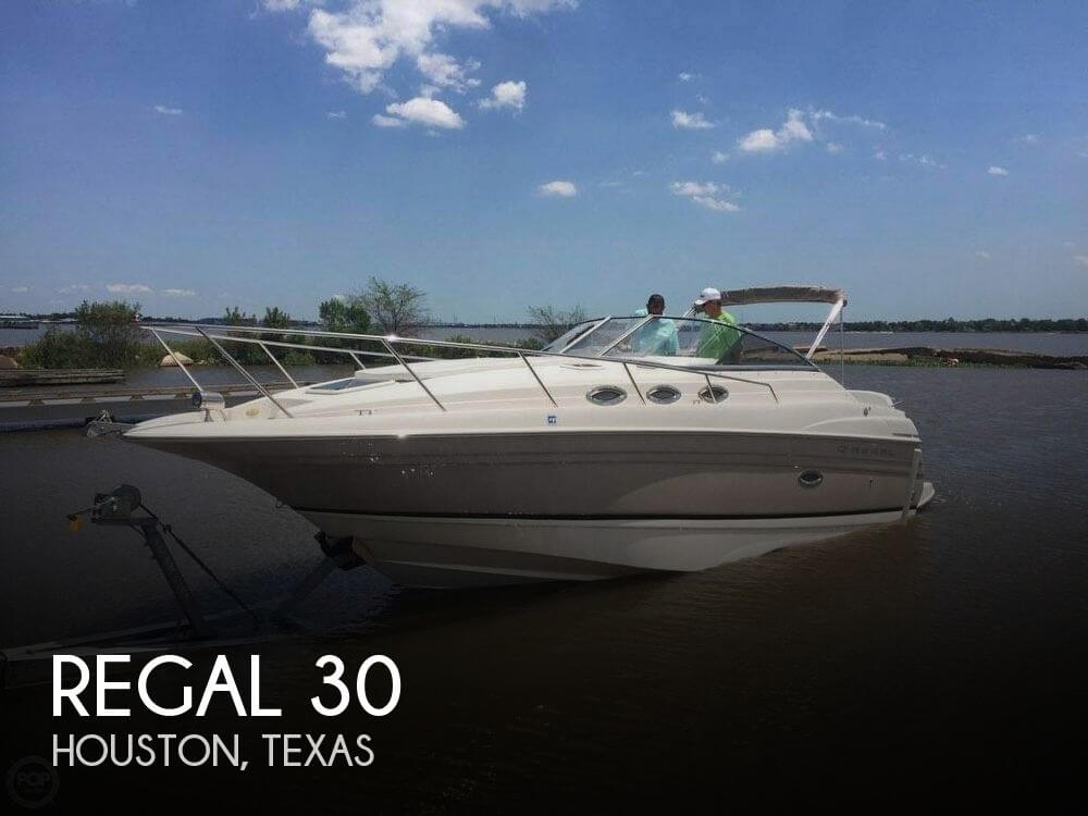 Used Regal Boats For Sale in Texas by owner | 2005 Regal 30