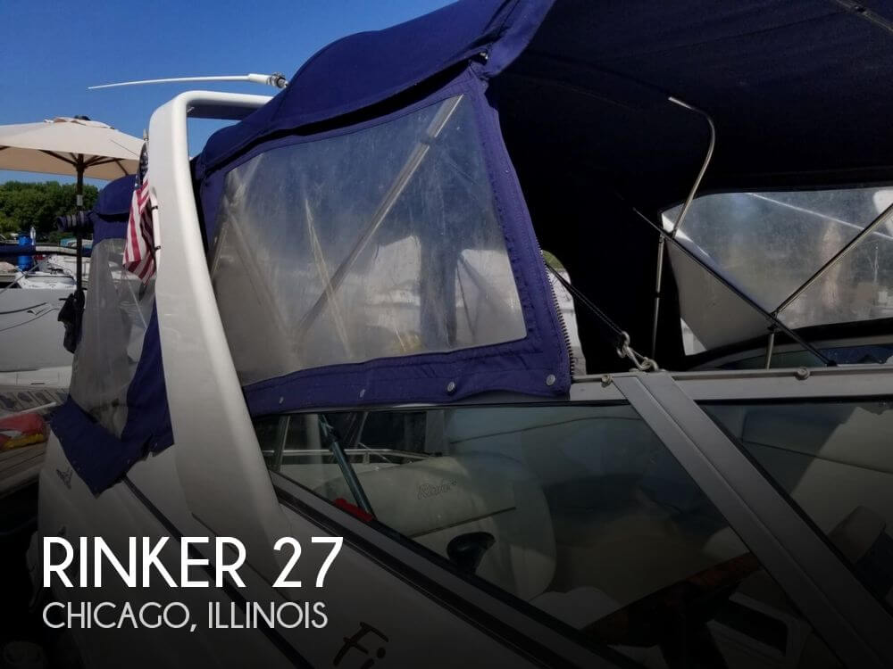 Used Rinker Boats For Sale in Illinois by owner | 2003 Rinker 27