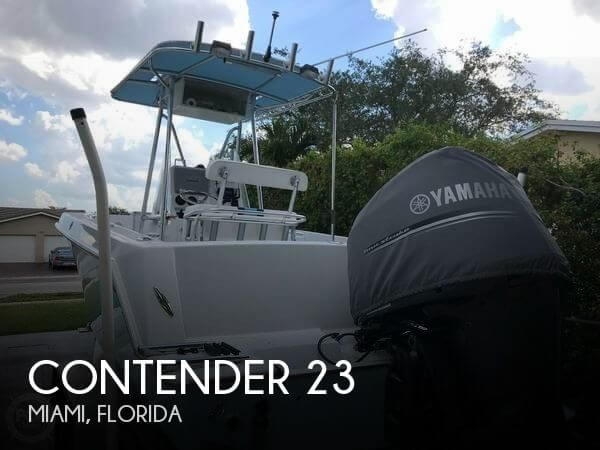 Used Contender 23 Boats For Sale by owner | 1997 Contender 23