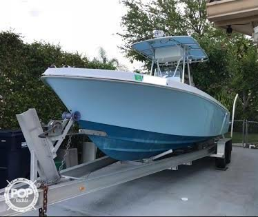 Contender 23 Center Console, 23', for sale - $46,900