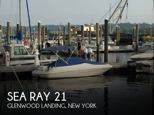 Used Deck Boats For Sale by owner | 1999 Sea Ray 21