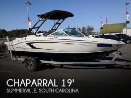 2016 Chaparral H2O 19 Sport