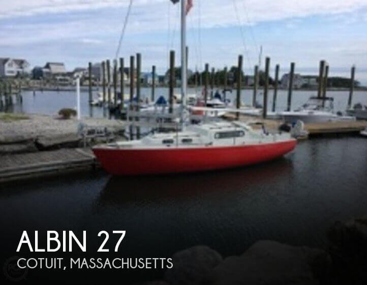 Used Albin Boats For Sale by owner | 1977 Albin 27