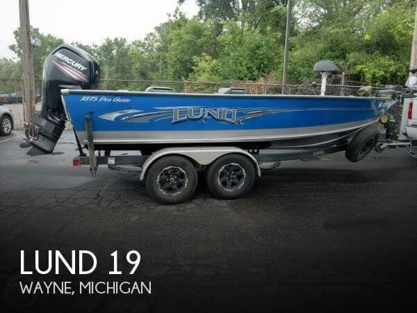 Used Lund Boats For Sale by owner | 2017 Lund 19