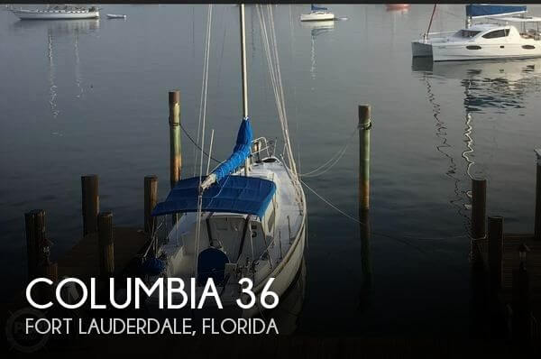 Used Columbia Boats For Sale by owner | 1973 Columbia 36