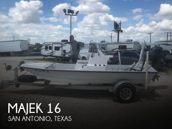 Used Majek Boats For Sale by owner | 2010 Majek 16