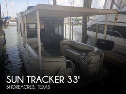 2006 Sun Tracker Regency Party Cruiser 32