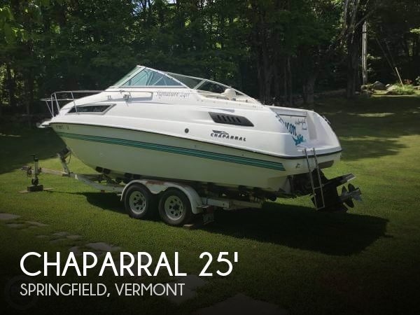 Used Chaparral 25 Boats For Sale by owner | 1994 Chaparral 25