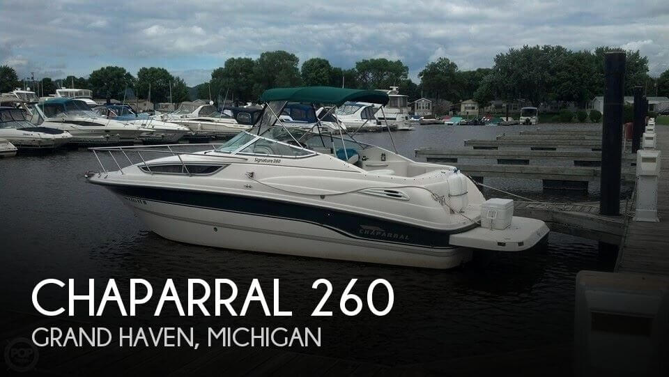 Used Chaparral 26 Boats For Sale by owner   1998 Chaparral 260