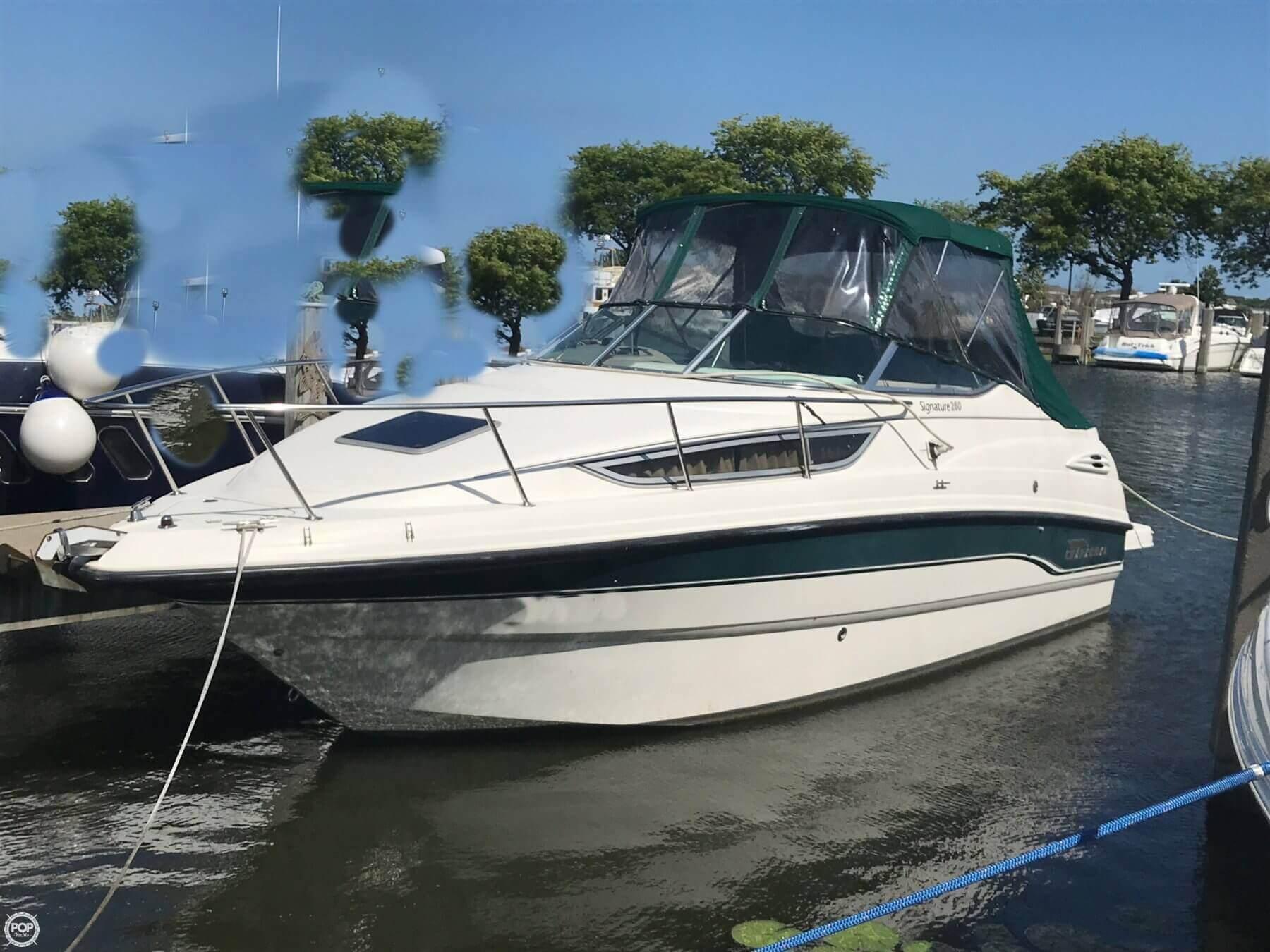Chaparral Signature 260 Boat For Sale In Grand Haven MI 22000