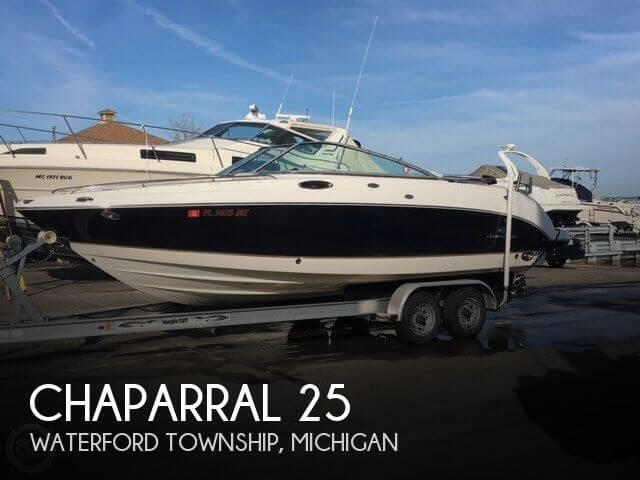 Used Boats For Sale by owner | 2005 Chaparral 25