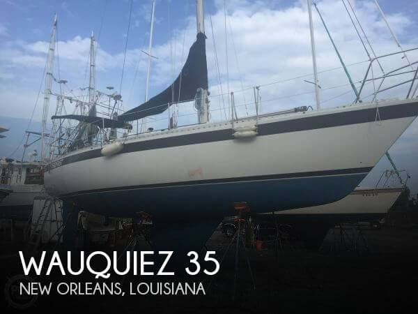 Used Wauquiez Boats For Sale by owner | 1982 Wauquiez 35