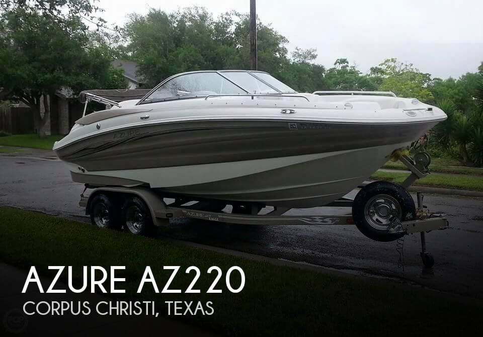 Used Azure Boats For Sale by owner | 2008 Azure 22