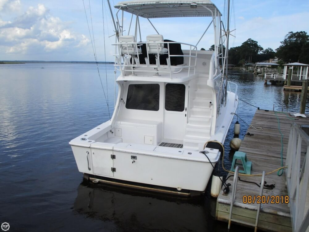 1999 Luhrs 36 - image 32