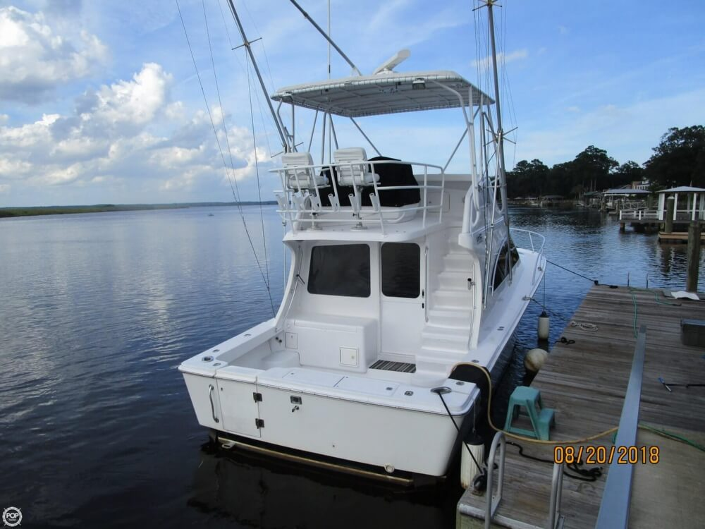 1999 Luhrs 36 - image 33