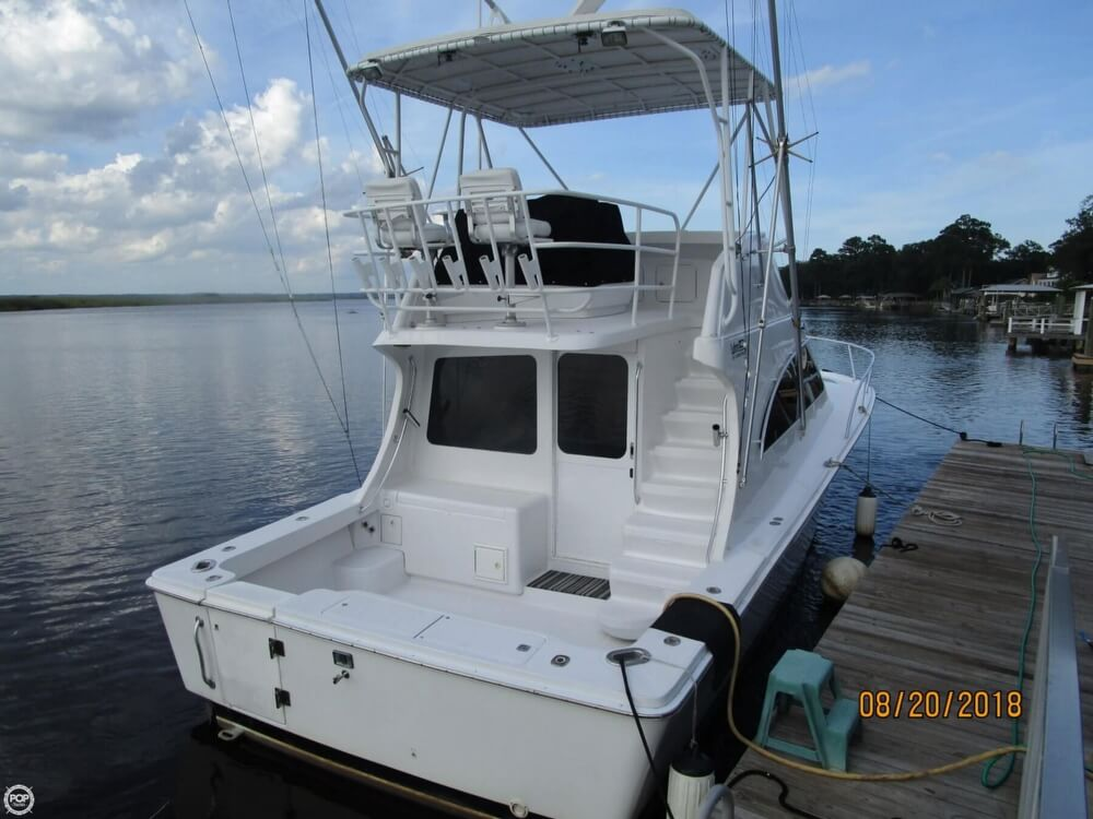 1999 Luhrs 36 - image 34