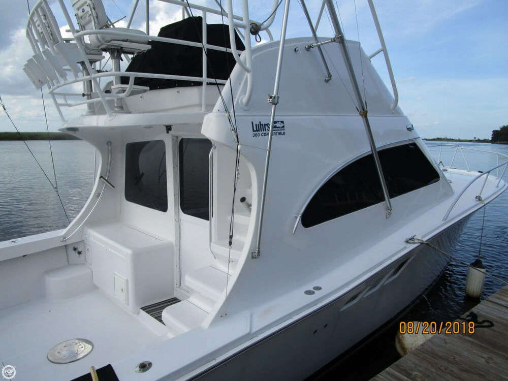 1999 Luhrs 36 - image 35