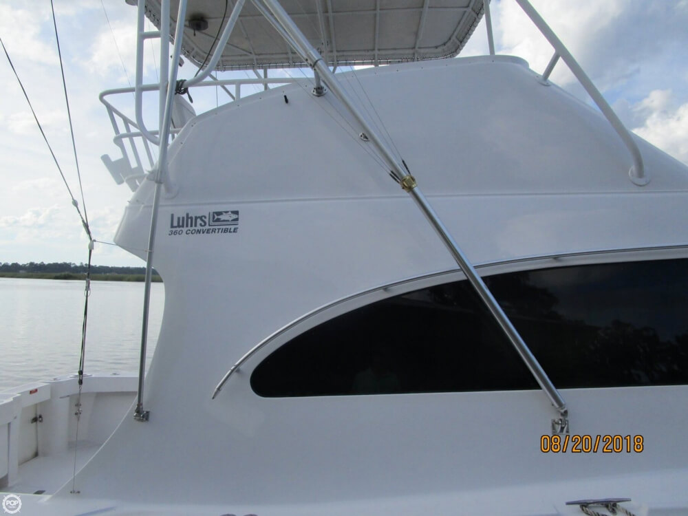 1999 Luhrs 36 - image 36