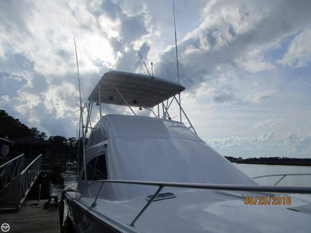 1999 Luhrs 36 - image 8