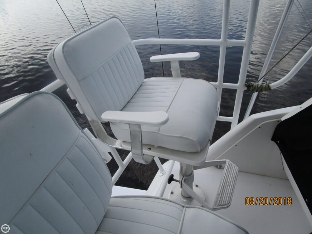 1999 Luhrs 36 - image 28