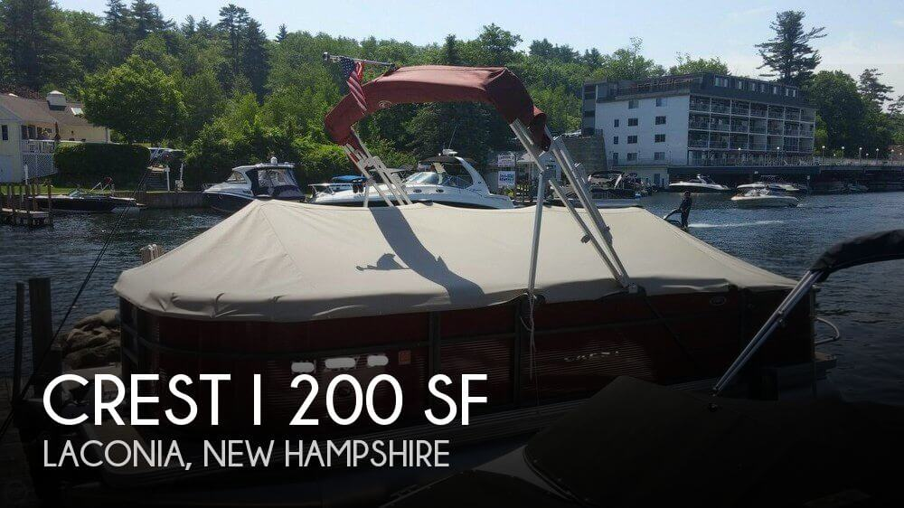 Used Crest Boats For Sale by owner   2017 Crest 20