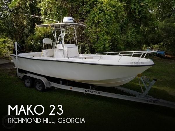 Used MAKO Boats For Sale by owner | 1997 Mako 23