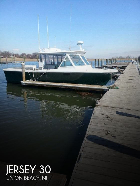 Used Jersey Boats For Sale by owner | 1978 Jersey 30