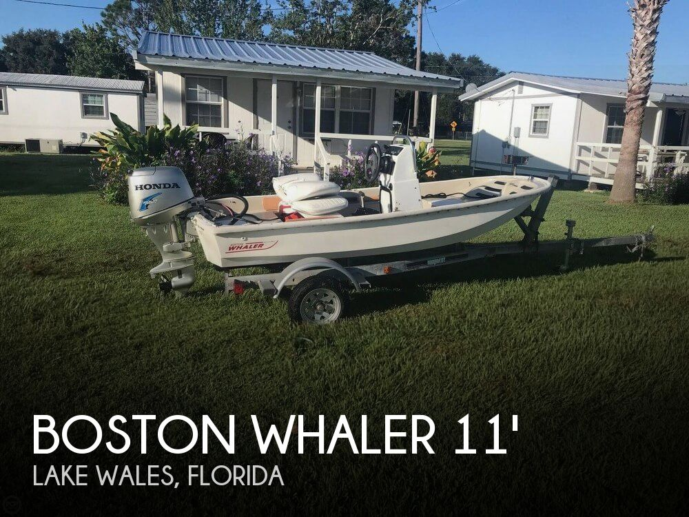 Used Boston Whaler 11 Boats For Sale by owner | 1980 Boston Whaler 11