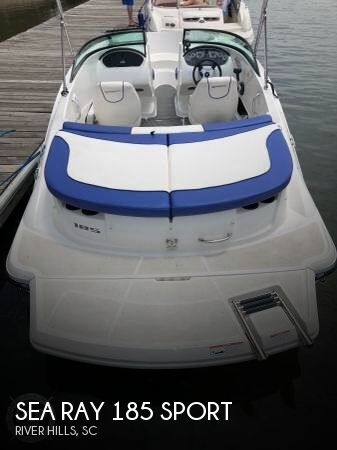 Used Sea Ray 185 Sport Boats For Sale by owner | 2012 Sea Ray 185 SPORT