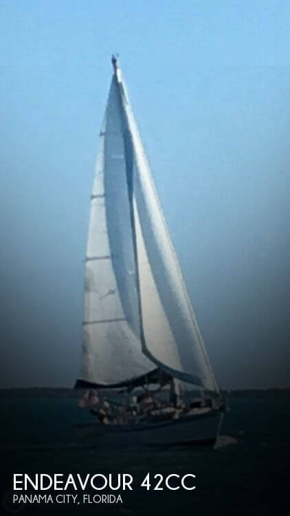 Used Endeavour Boats For Sale by owner | 1987 Endeavour 42