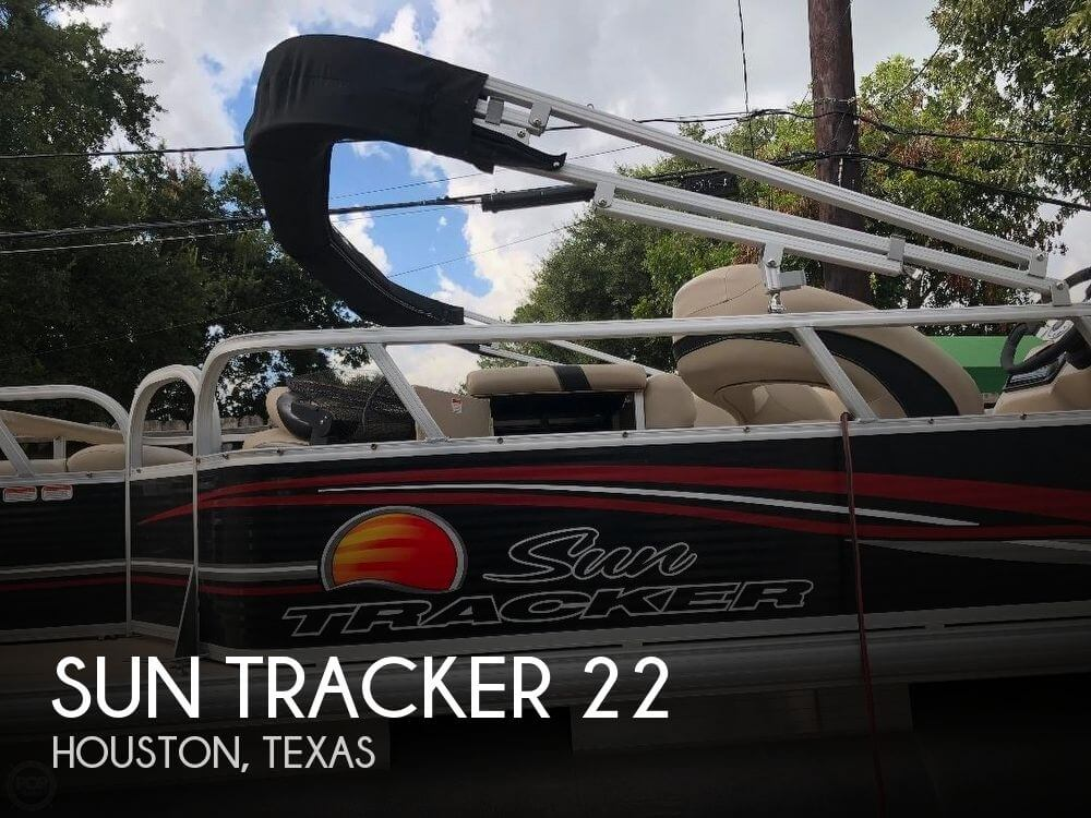 Used Tracker Boats For Sale in Texas by owner | 2013 Sun Tracker 22