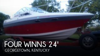 Used Four Winns 24 Boats For Sale by owner | 1989 Four Winns 24