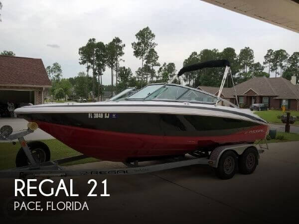 Used Regal Boats For Sale in Florida by owner | 2014 Regal 21