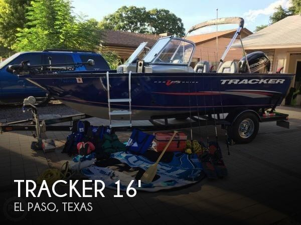 Used Boats For Sale in El Paso, Texas by owner | 2015 Tracker 16