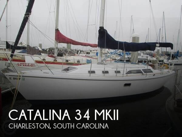 Used Boats For Sale in Charleston, South Carolina by owner | 1997 Catalina 34