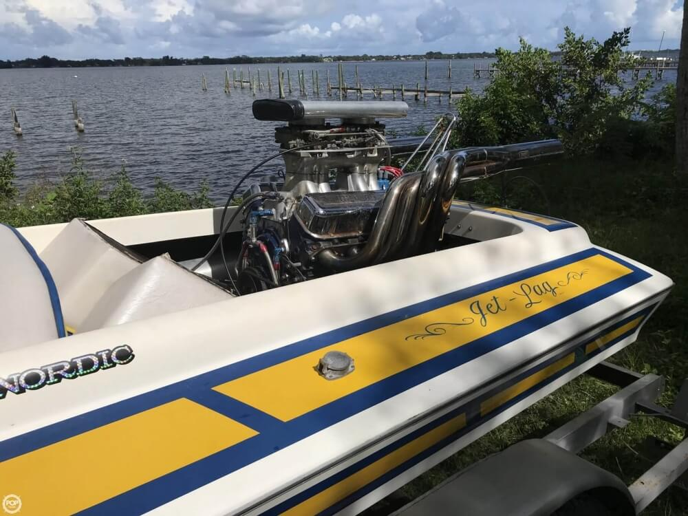 1978 Nordic Tugs boat for sale, model of the boat is Thor Tunnel Jet Boat & Image # 2 of 40