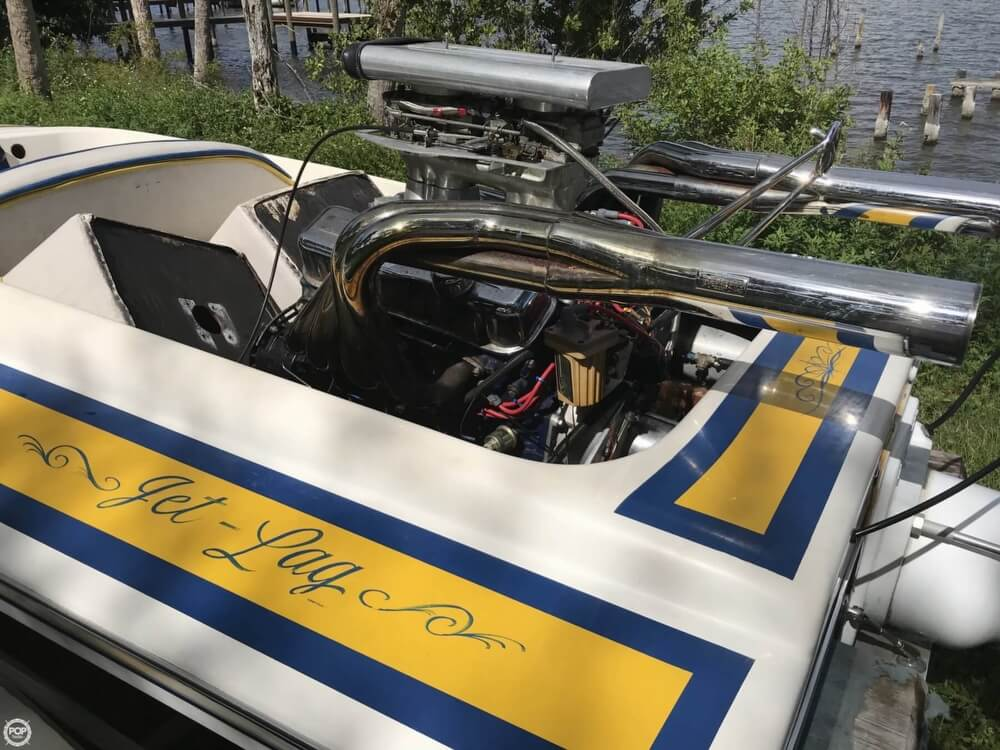 1978 Nordic Tugs boat for sale, model of the boat is Thor Tunnel Jet Boat & Image # 8 of 40