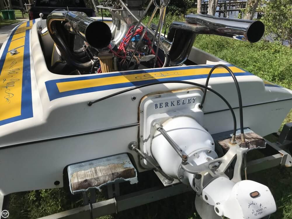 1978 Nordic Tugs boat for sale, model of the boat is Thor Tunnel Jet Boat & Image # 10 of 40