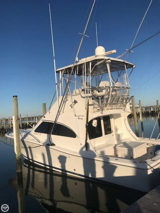2007 Luhrs Convertible 36 - image 4