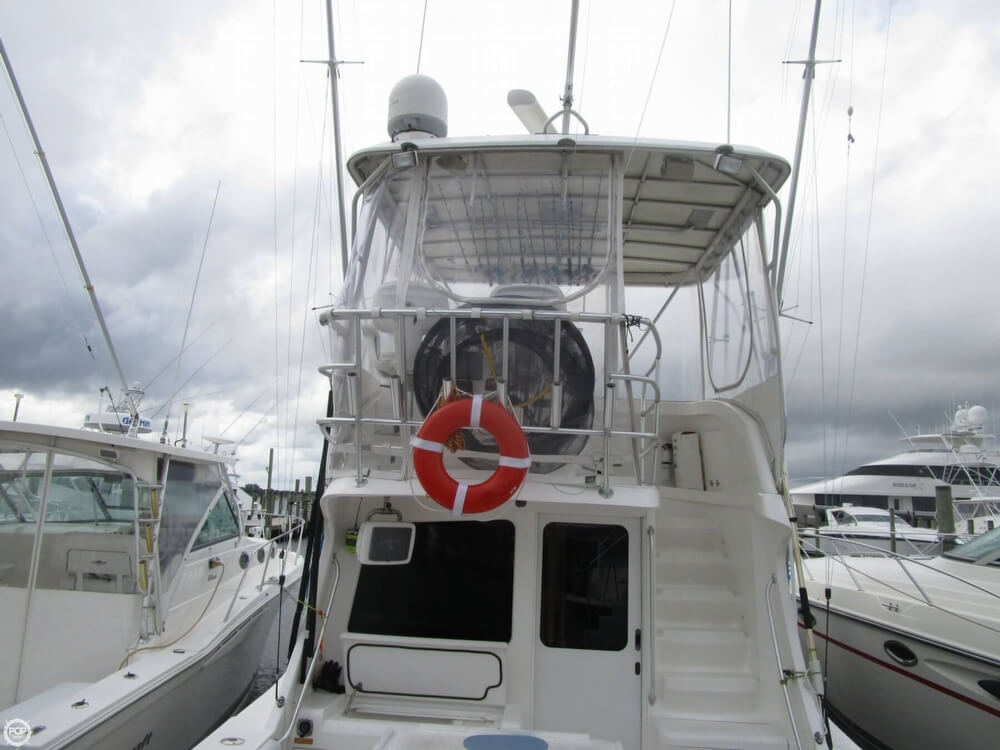 2007 Luhrs boat for sale, model of the boat is Convertible 36 & Image # 7 of 40