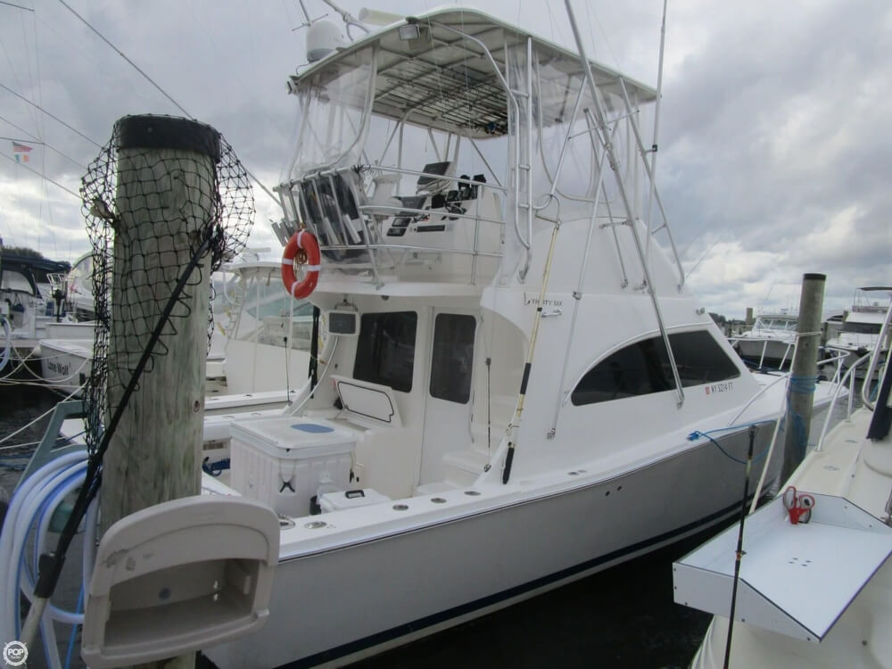 2007 Luhrs boat for sale, model of the boat is Convertible 36 & Image # 8 of 40