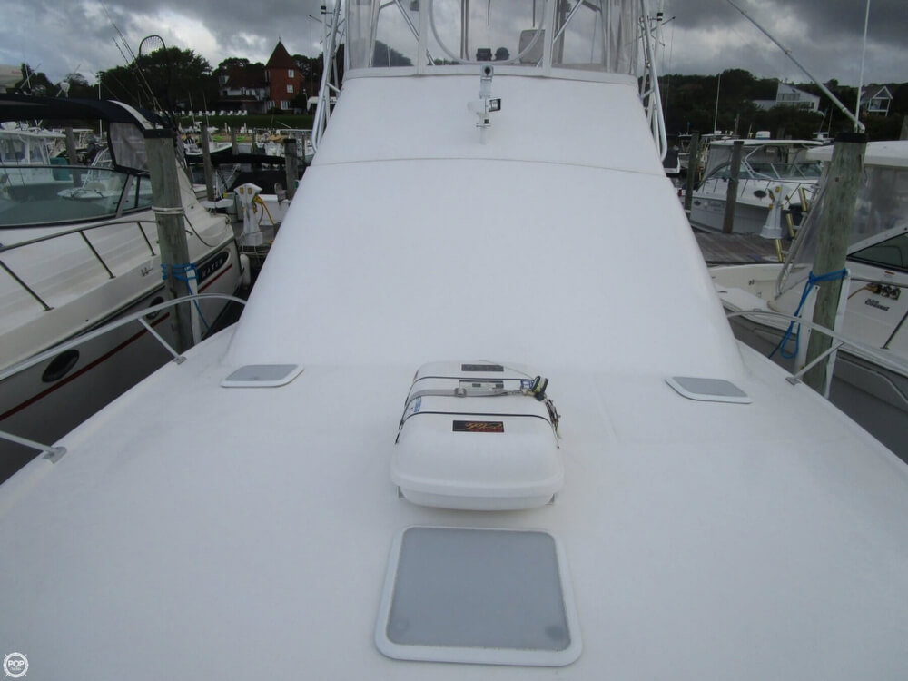 2007 Luhrs boat for sale, model of the boat is Convertible 36 & Image # 31 of 40
