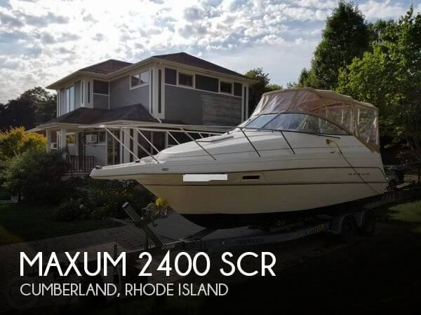 Used Maxum 25 Boats For Sale by owner | 2000 Maxum 25